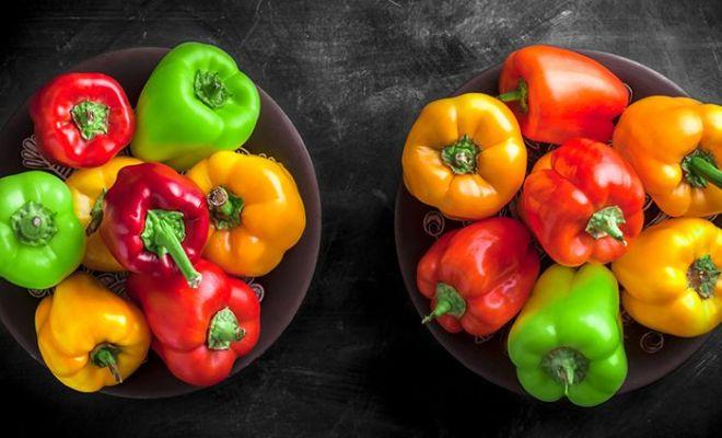 5 Manfaat Paprika Jaga Tubuh Tetap Sehat