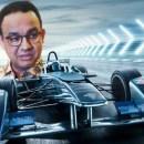Terkait Formula E, PSI Minta Anies Tak Tunggangi Uang Rakyat untuk Tujuan Politik