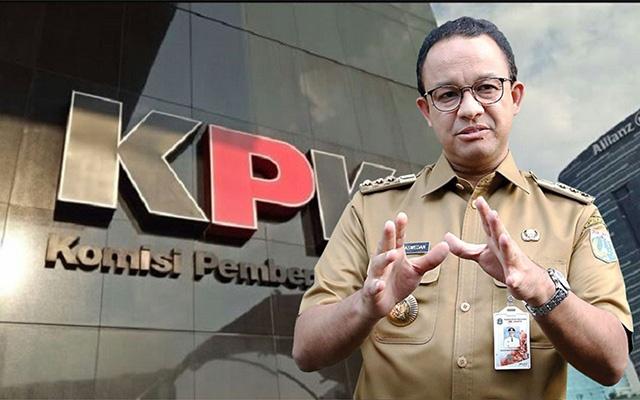 Pegawai KPK Nonaktif Tepis Isu Novel Lindungi Anies dalam Penyidikan