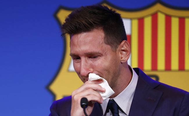 Curhat ke Mantan Rekan di Barcelona, Messi: Manajemen Buruk