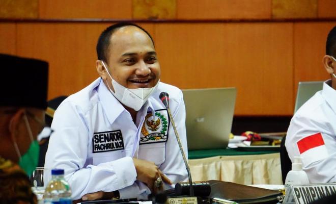 Sebut Penanganan Pandemi Buruk, DPD RI Desak Jokowi Segera Rombak Kabinet