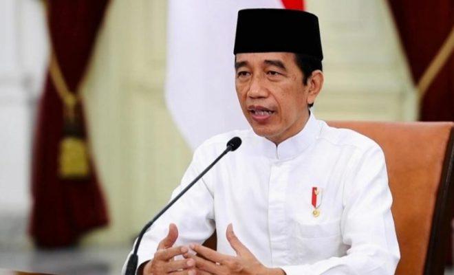 Jokowi Senang Investor Pasar Modal Didominasi Kaum Milenial