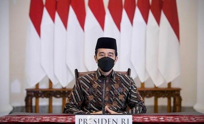 Ternyata ini Alasan Kenapa Bukan Jokowi Sendiri yang Umumkan Perpanjangan PPKM