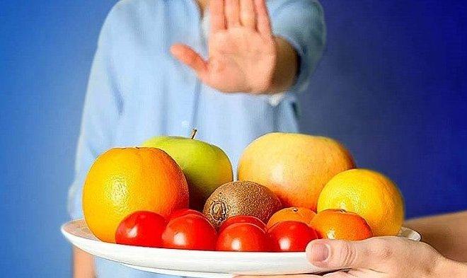 Kenali Gejala Alergi Makanan