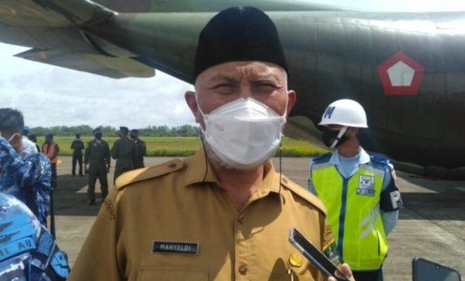 Gubernur Mahyeldi Respons Megawati: Tokoh Sumbar Bakal Jadi Presiden 2045