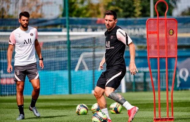 Pekan ini Messi Debut di PSG