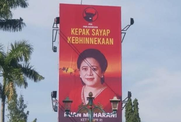 Kritik Baliho Puan, Jokowi Mania: Sumbangkan Saja Buat Rakyat yang Kesusahan