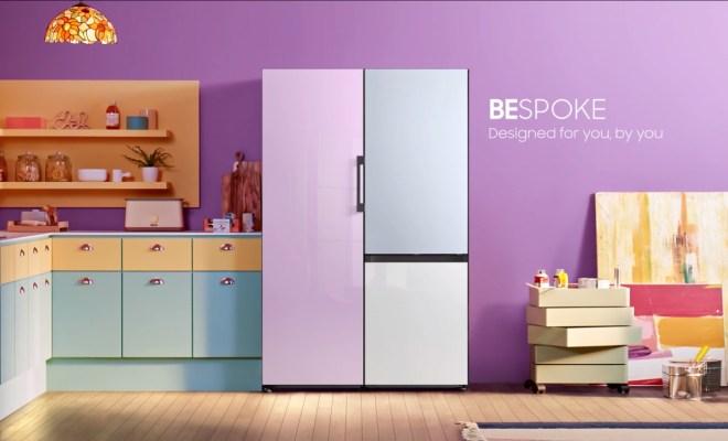Samsung Rilis Bespoke Refrigerator di Indonesia, Kulkas Pintar dan Stylish