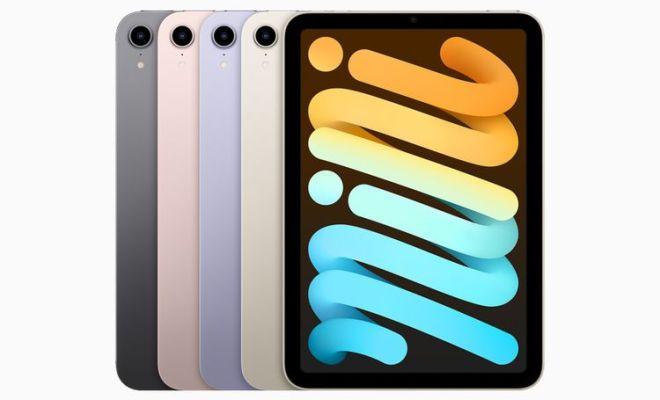 Apple Rilis iPad Mini 6 Harga 7 Jutaan