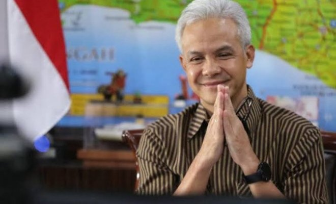 Relawan Jokowi Siap Deklarasi Dukung Ganjar Pranowo untuk Pilpres 2024