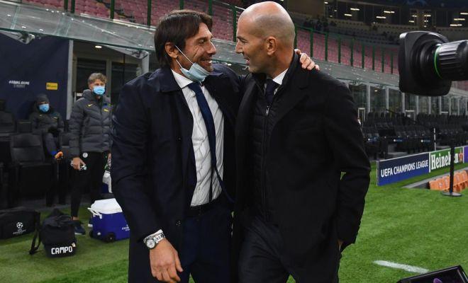 Pemilik Man Utd Lebih Suka Zidane Dibanding Conte