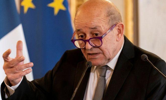 Prancis Sebut AS dan Australia 'Pembohong'