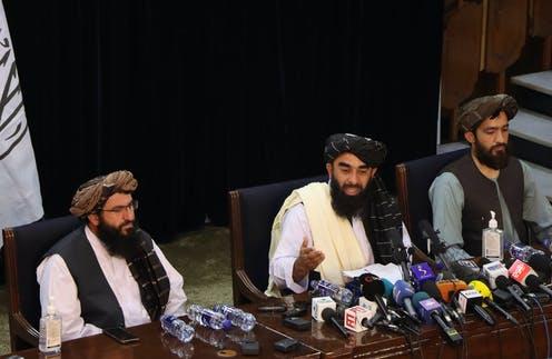 Taliban Janji Bentuk Pemerintahan Inklusif