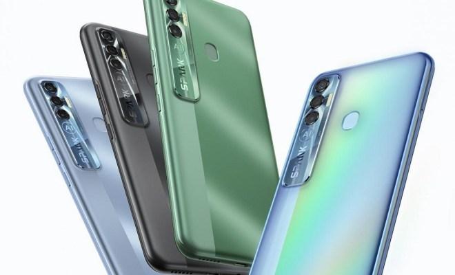 Tecno Mobile Luncurkan Spark 7 NFC di Indonesia