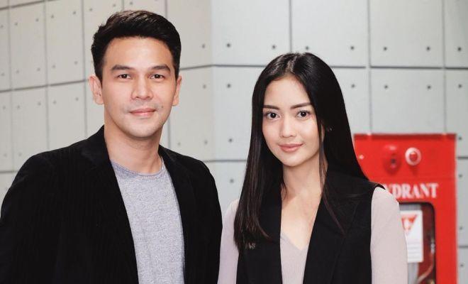 Jonathan Frizzy dan Ririn Dwi Ariyanti Main Sinetron Kolosal