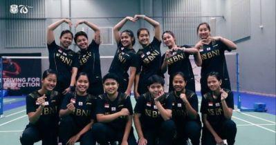 5 Negara Calon Lawan Indonesia di Perempat Final Uber Cup
