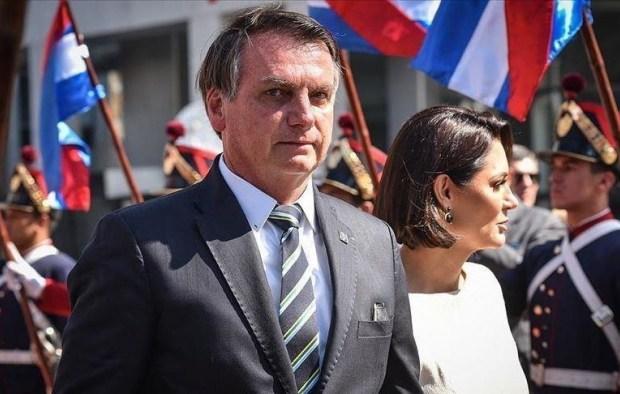 Belum Divaksin, Presiden Brasil Dilarang Masuk Stadion