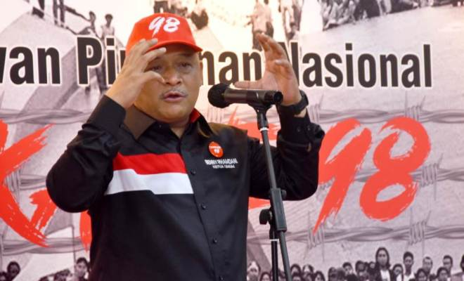 Tudingan ke TNI Soal PKI Jadi Polemik, Barikade 98 Singgung Tujuan Politik Gatot