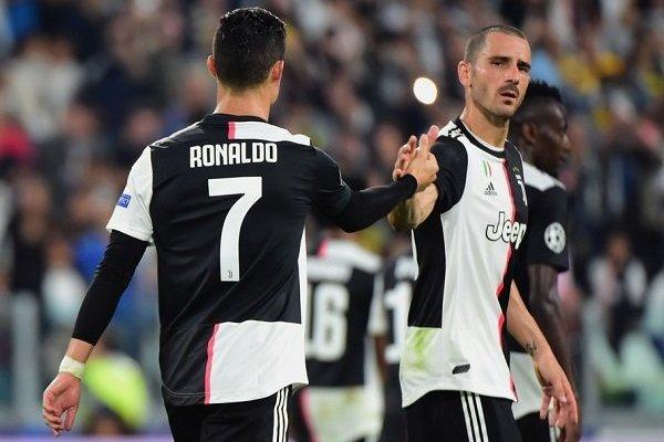 Bonucci: Kehadiran Ronaldo Malah Membuat Pemain Juventus Bersantai