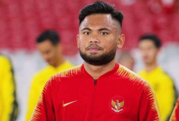 Cedera Perut, Saddil Ramdani Batal Bela Timnas