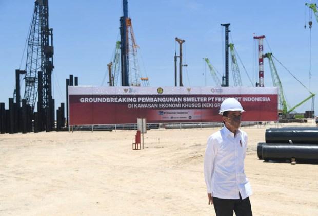 Indonesia Punya Cadangan Tembaga Terbesar, Jokowi Ngotot Tak Lepas Smelter ke Pihak Asing
