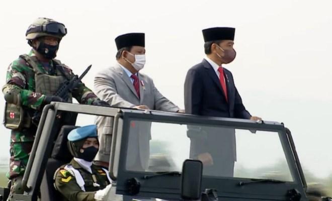 Jokowi Larang Komcad Digunakan untuk Kepentingan Selain Pertahanan