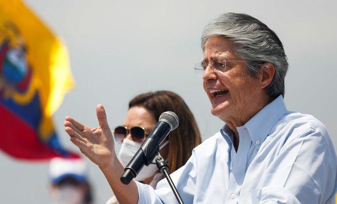 Parlemen Ekuador Setujui Penyidikan terhadap Presiden Guillermo terkait Pandora Papers