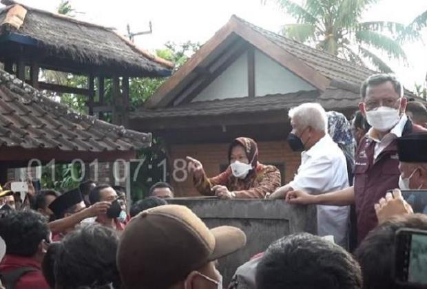 Risma Ngamuk 'Lagi', Kali ini ke Mahasiswa di Lombok Timur