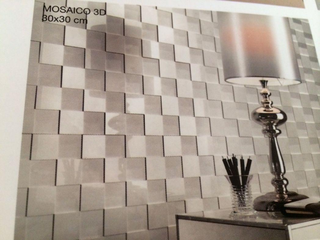 marvel calacatta 3d mosaic tile