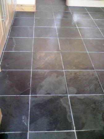 slate tile cleaning information