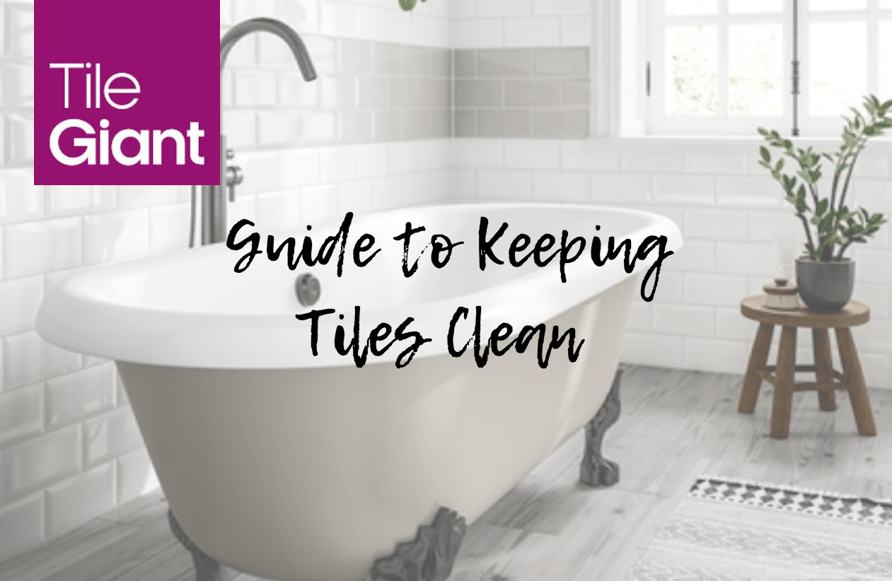 the best way to clean tiles how to