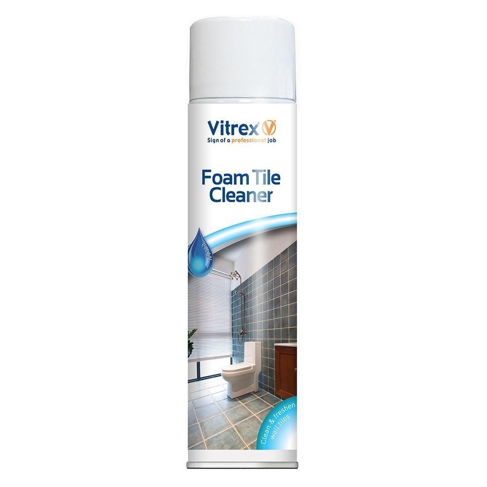 vitrex foam tile cleaner 600ml