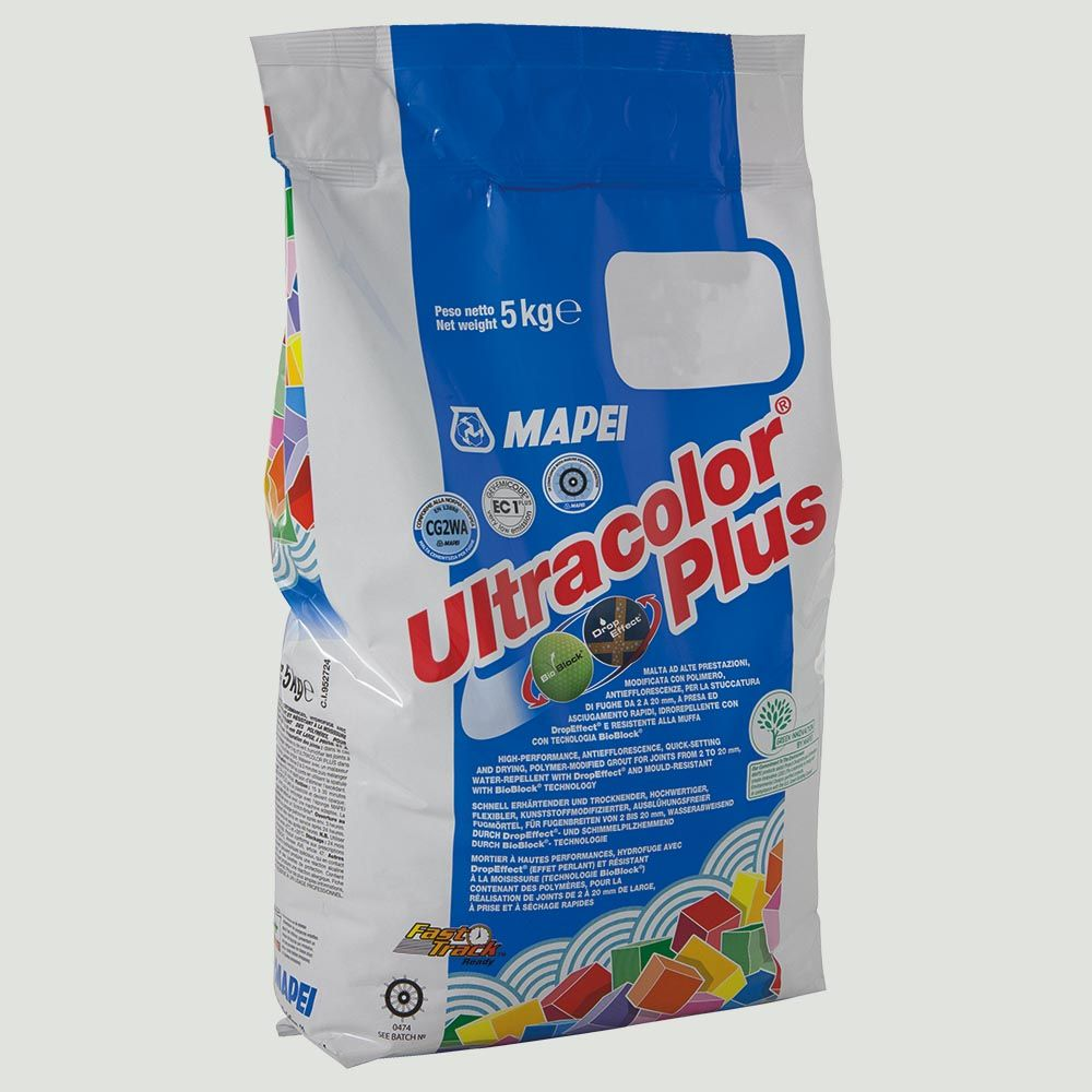 mapei ultracolor plus moon white 103 wall floor grout 5kg