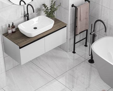 bathroom tiles savings on wall