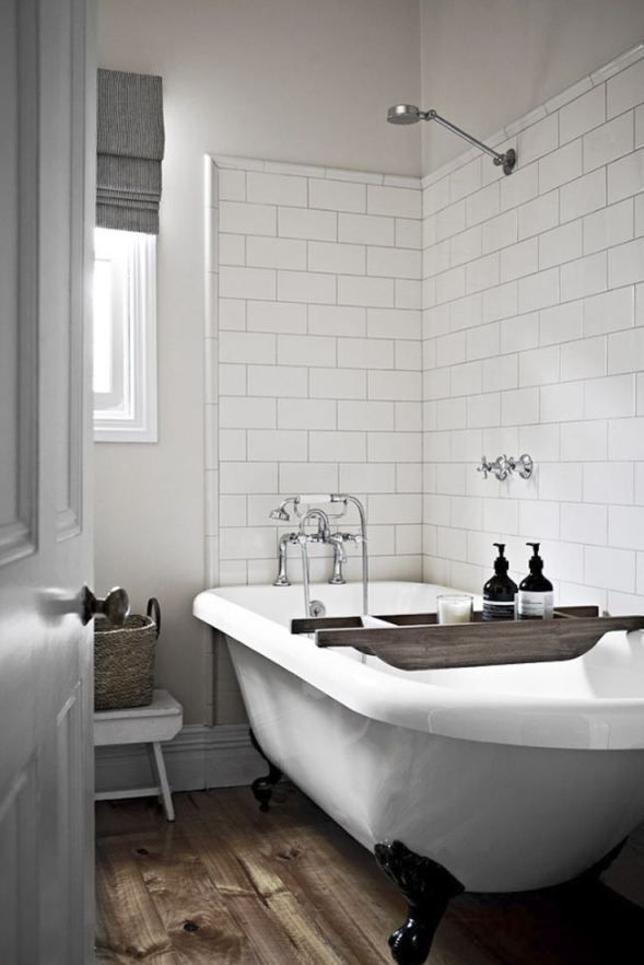 34 bathrooms with white subway tile ideas and pictures on Bathroom Ideas Subway Tile  id=87498