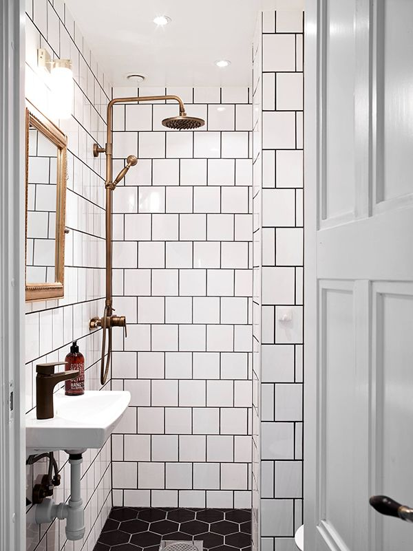 white subway bathroom tile ideas