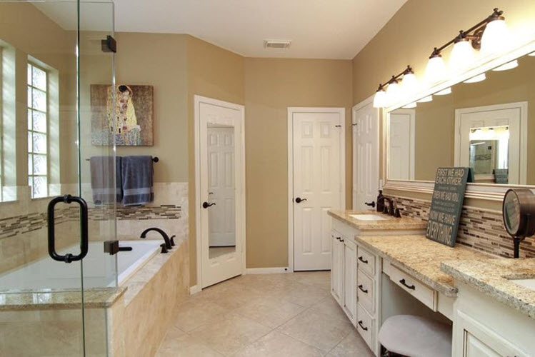 beige bathroom tiles ideas and pictures