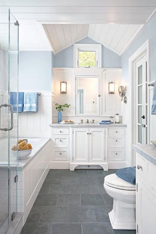 35 large blue bathroom tiles ideas and pictures 2019 on blue paint bathroom ideas exterior id=59394