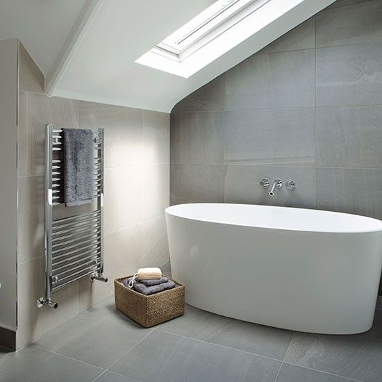 40 modern gray bathroom tiles ideas and pictures 2020