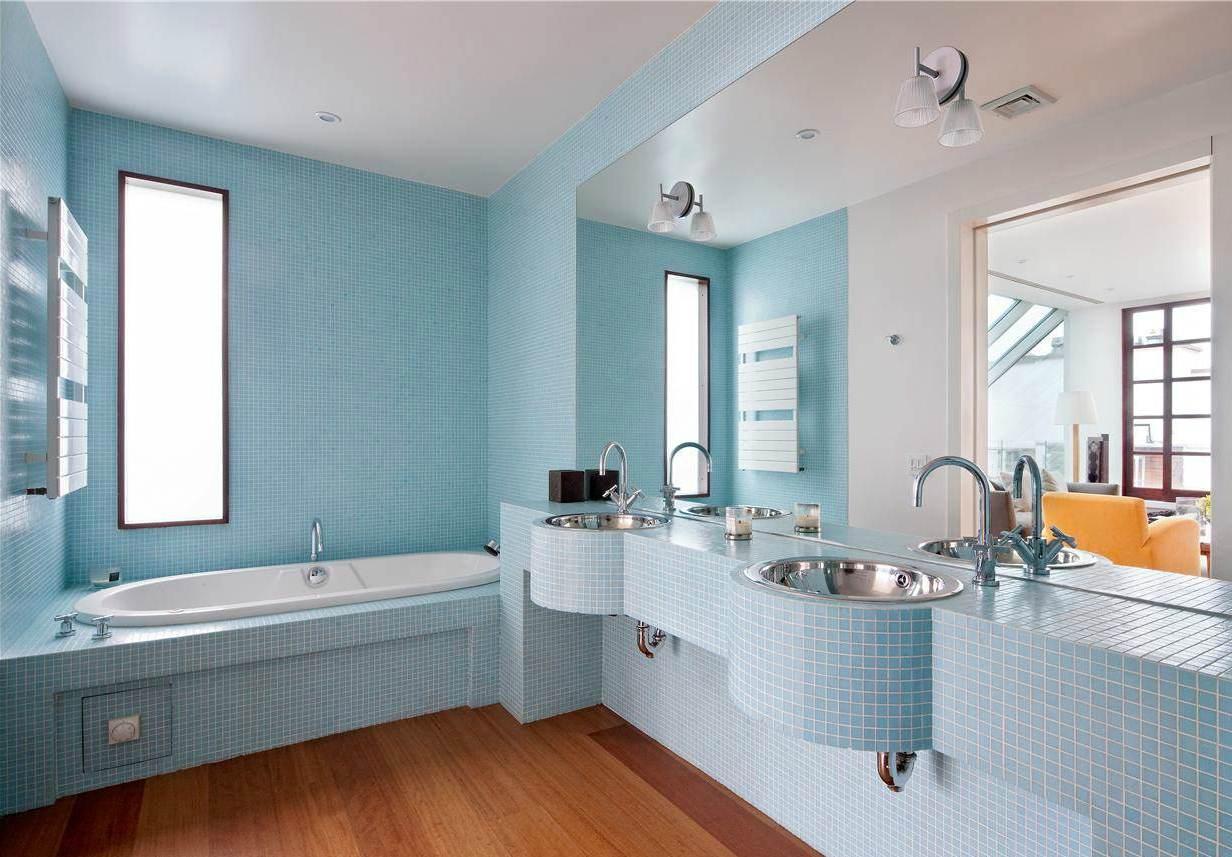 37 small blue bathroom tiles ideas and pictures 2019 on blue paint bathroom ideas exterior id=50723