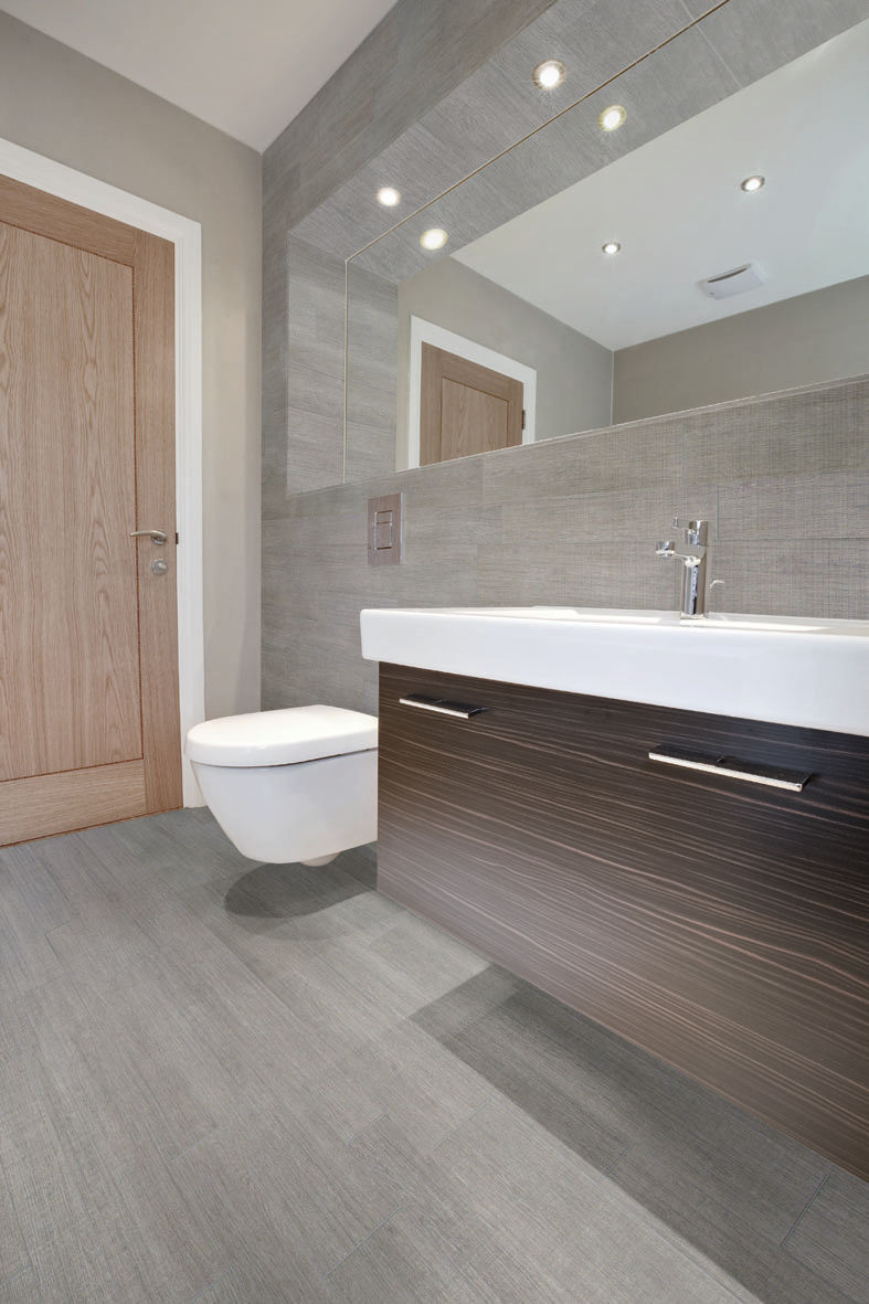 25 Pictures And Ideas Of Wood Effect Bathroom Floor Tile - Ceramic Floor Tiles That Look Like Wood