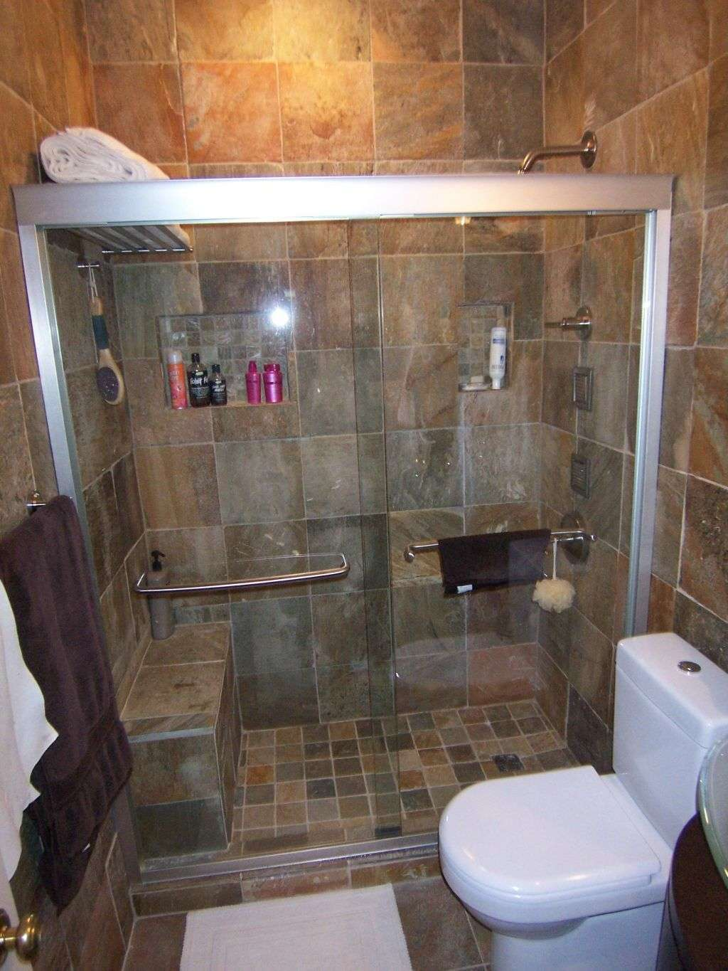 40 wonderful pictures and ideas of 1920s bathroom tile designs on Small Space Small Bathroom Tiles Design  id=83927