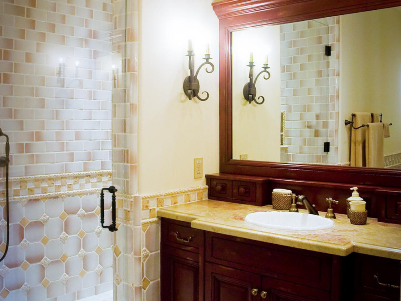 30 Cool Ideas And Pictures Of Natural Stone Bathroom
