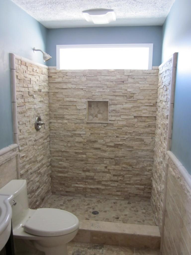 natural stone bathroom ideas