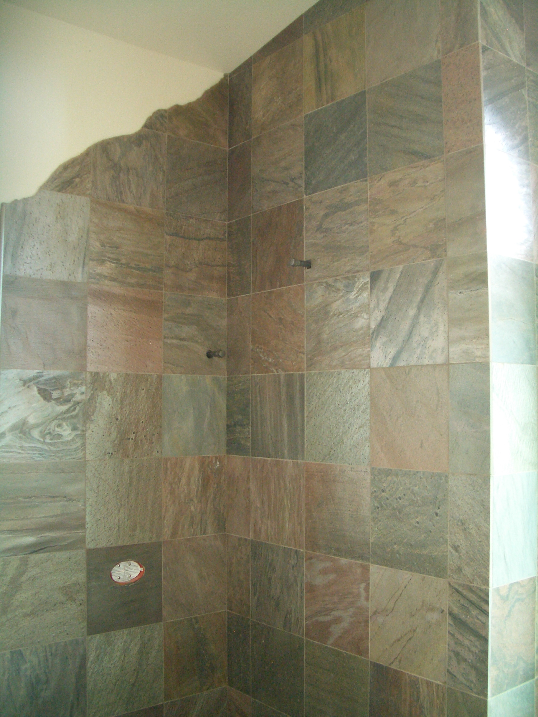 30 Pictures Of Slate Tile In Bathroom Shower
