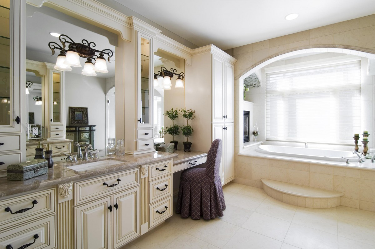 25 great ideas and pictures of traditional bathroom wall ... on Bathroom Ideas Photo Gallery  id=17375