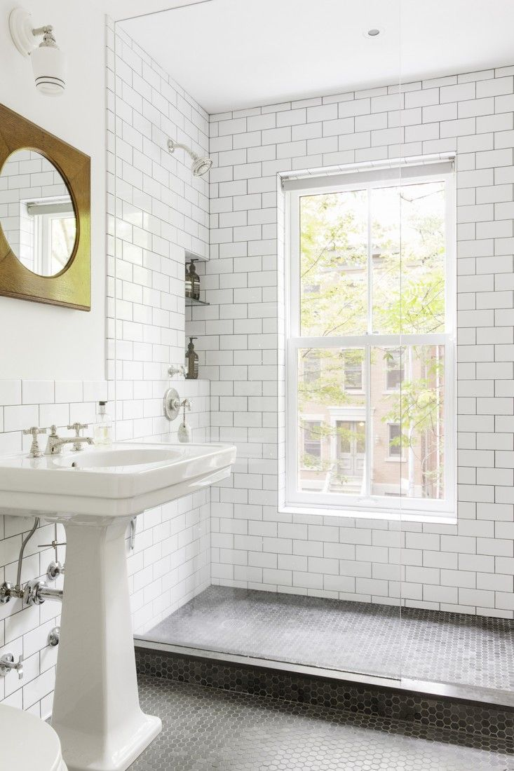 30 Ideas for hexagon ceramic bathroom tile on Floral Tile Bathroom Ideas  id=56482