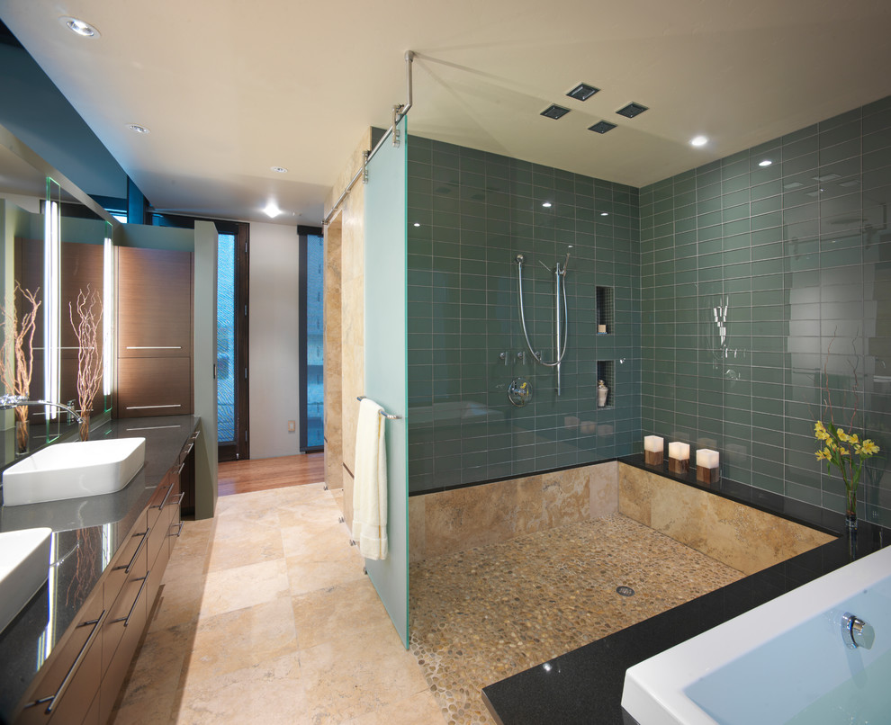 24 magnificent pictures and ideas decorative bathroom wall ... on Bathroom Tile Design Ideas  id=64864