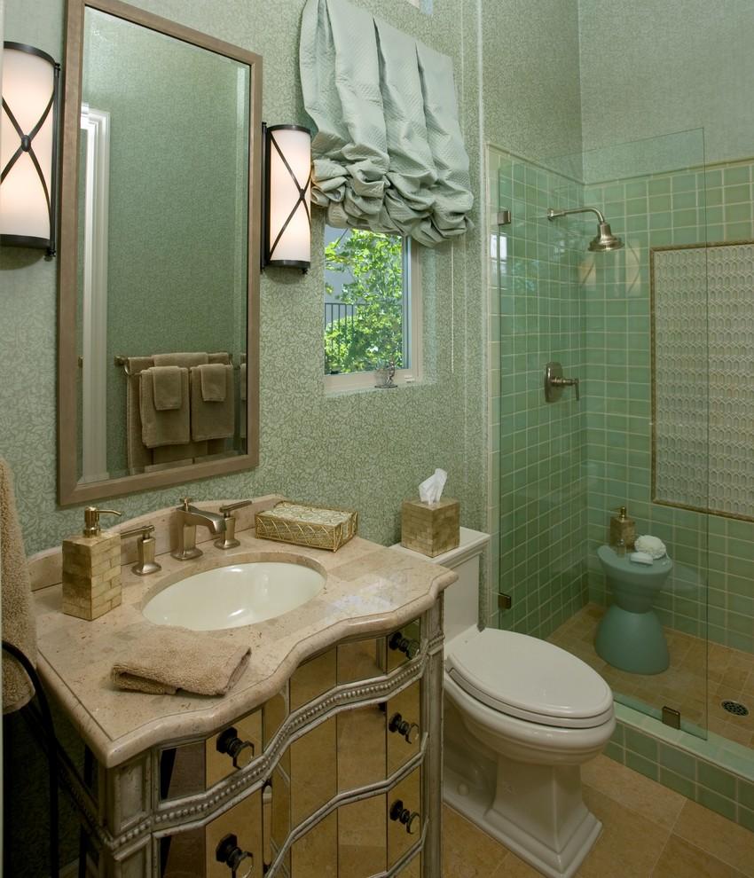 30 good ideas and pictures classic bathroom floor tile ... on Farmhouse Bathroom Floor Tile  id=48081