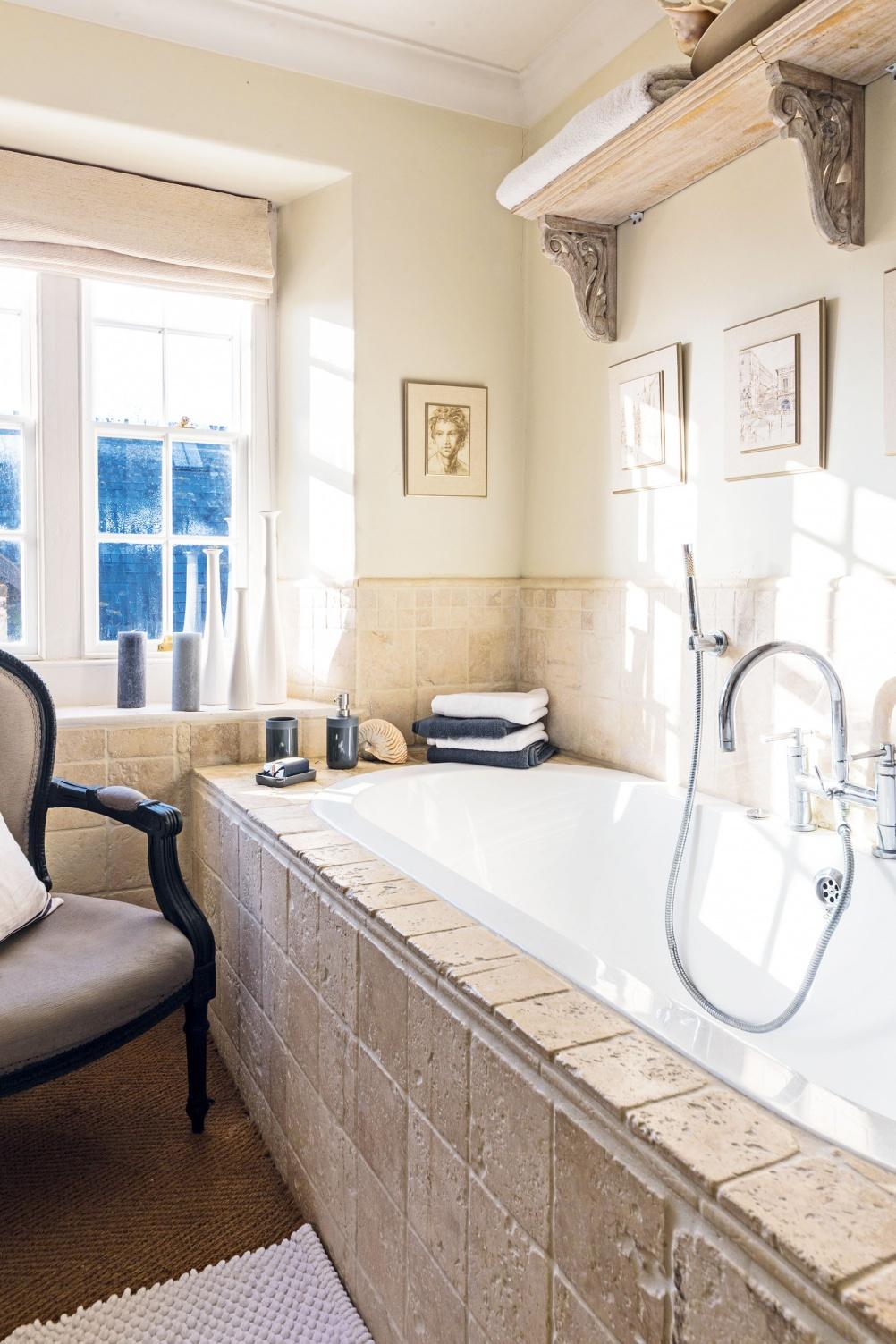 30 good ideas and pictures classic bathroom floor tile ... on Farmhouse Tile Bathroom Floor  id=96130